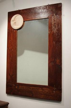 Idee che si fanno oggetti mantovani emanuele artista - Specchio arte povera ...